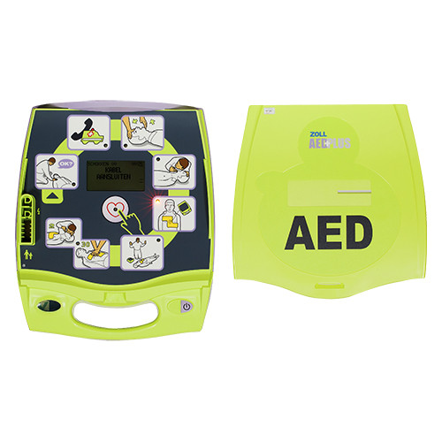 ZOLL AED Plus maallikkokäyttöinen defibrillaattori eli sydäniskuri Image