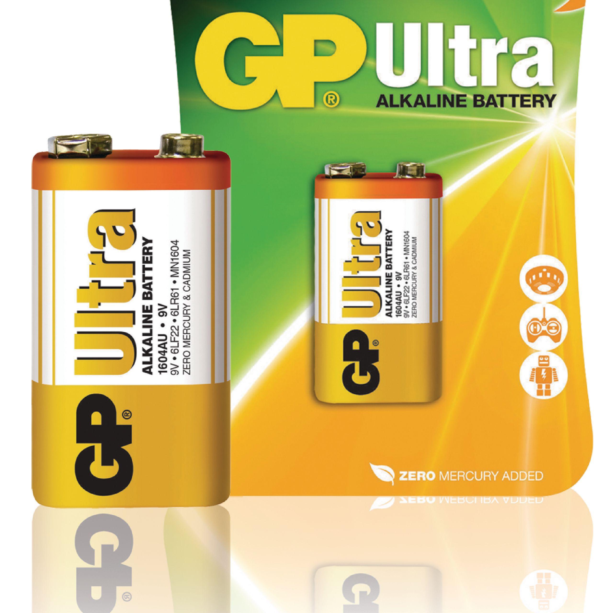 GP Ultra 9V-paristo Image