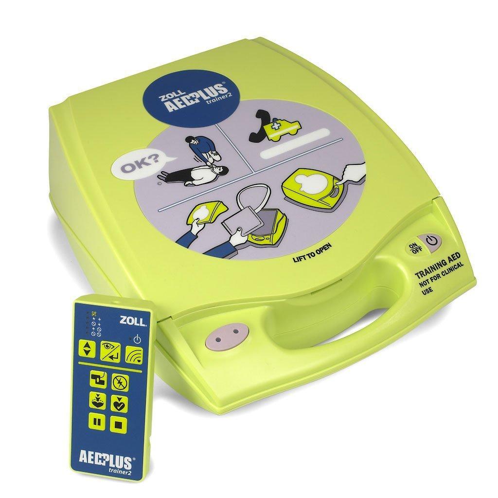 Harjoitusdefibrillaattori Zoll AED Plus Image