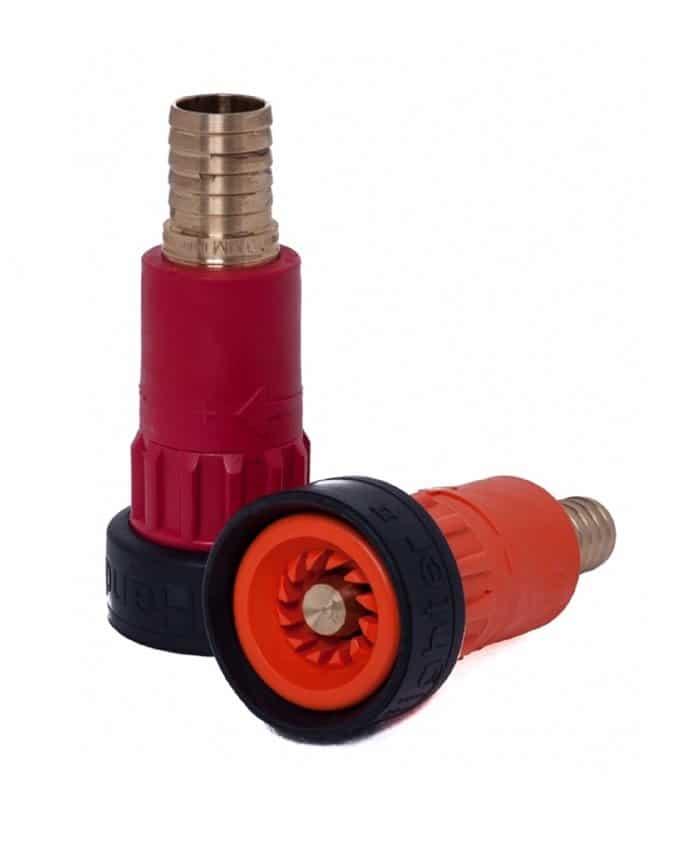 HandyFighter suihkusuutin 19 mm letkulle Image