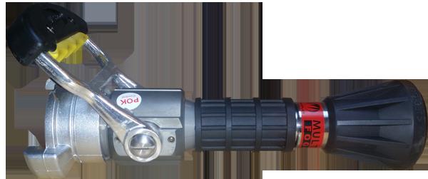 MultiFire Fog-Jet 16L -suihkuputki palloventtiilillä Image